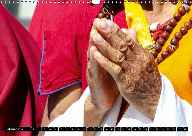 02 Februar Reisekalender Buddhistisches Ladakh Indien 2019