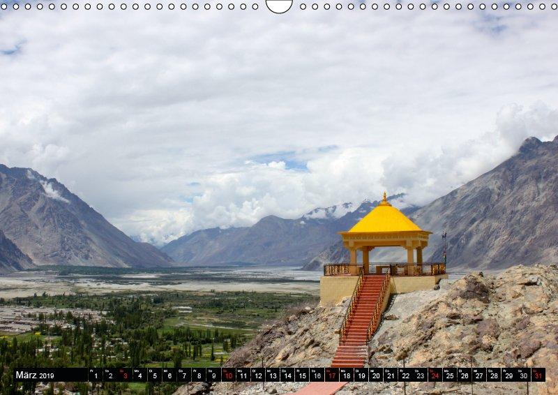 03 März Reisekalender Buddhistisches Ladakh Indien 2019