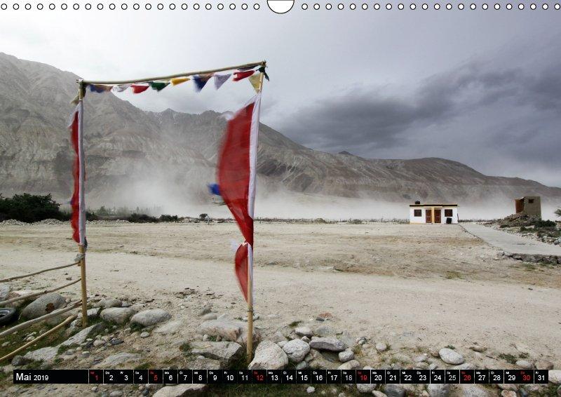 05 Mai Reisekalender Buddhistisches Ladakh Indien 2019