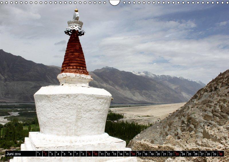 06 Juni Reisekalender Buddhistisches Ladakh Indien 2019