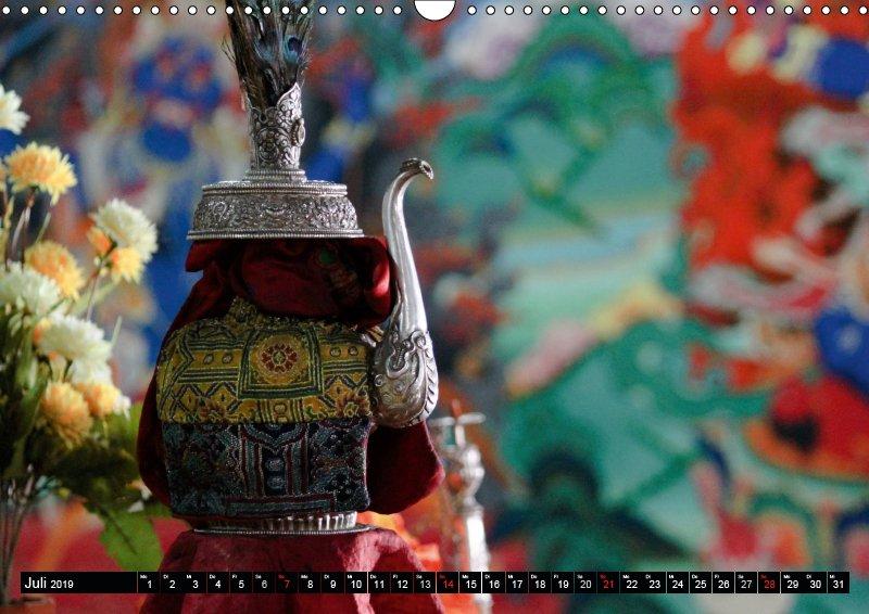 07 Juli Reisekalender Buddhistisches Ladakh Indien 2019