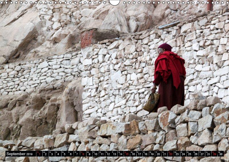 09 September Reisekalender Buddhistisches Ladakh Indien 2019