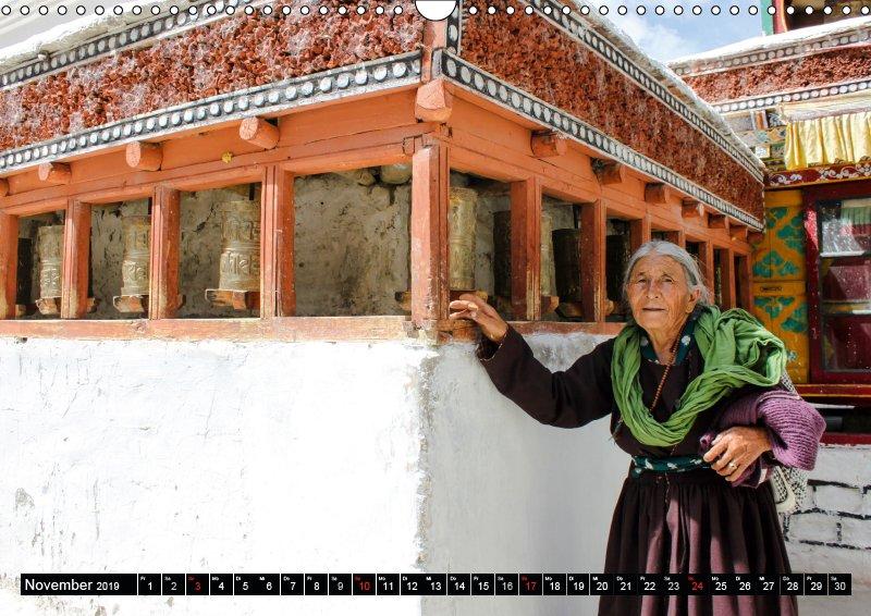 11 November Reisekalender Buddhistisches Ladakh Indien 2019