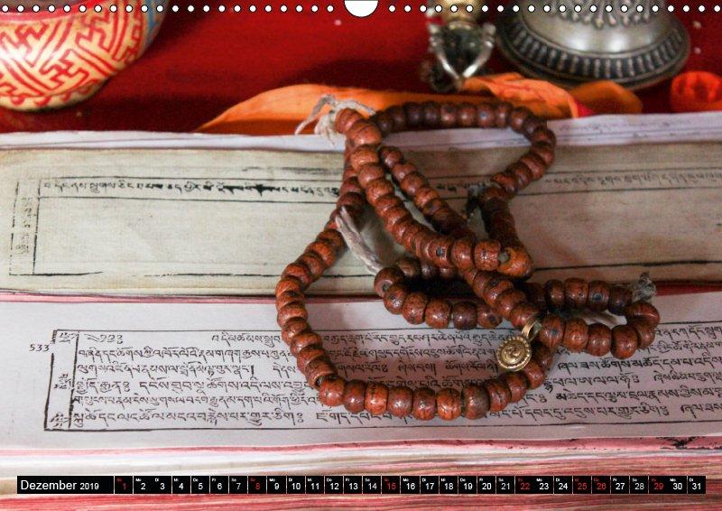 12 Dezember Reisekalender Buddhistisches Ladakh Indien 2019