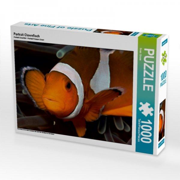Clownfisch Puzzle