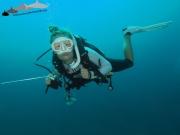 Grüße Unterwasser
