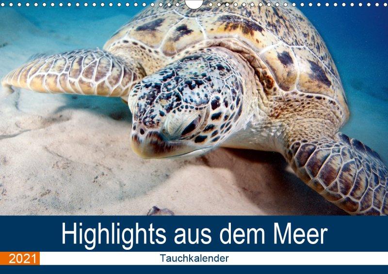 202100_Unterwasserkalender_highlights_aus_dem_Meer_Cover