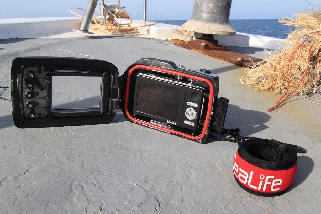 Sealife DC1400 Unterwassergehäuse