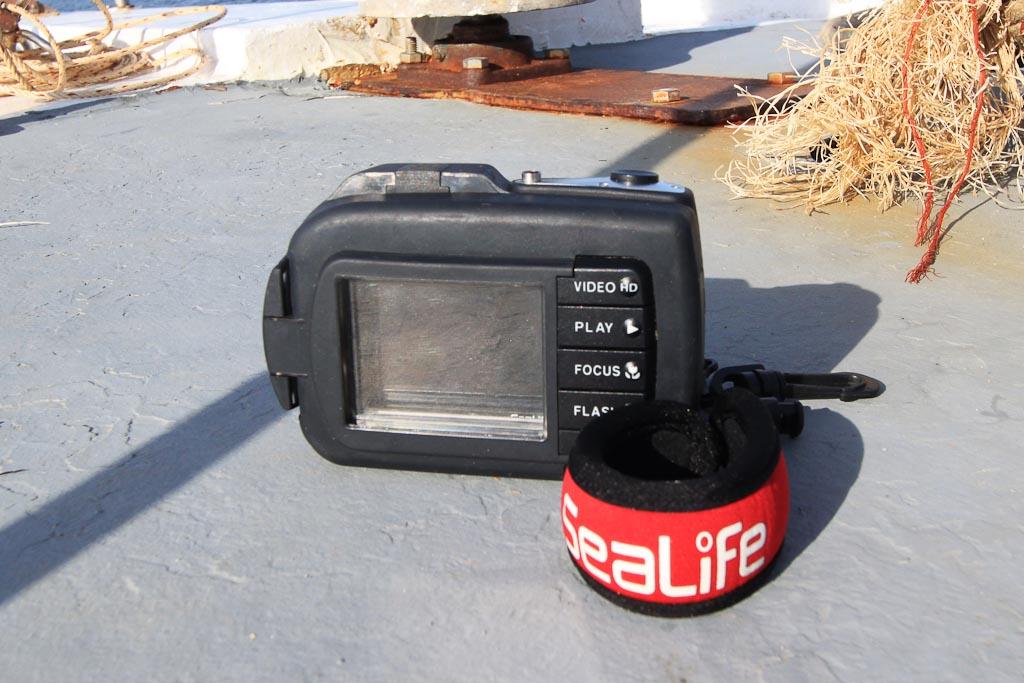 Sealife DC1400 Test