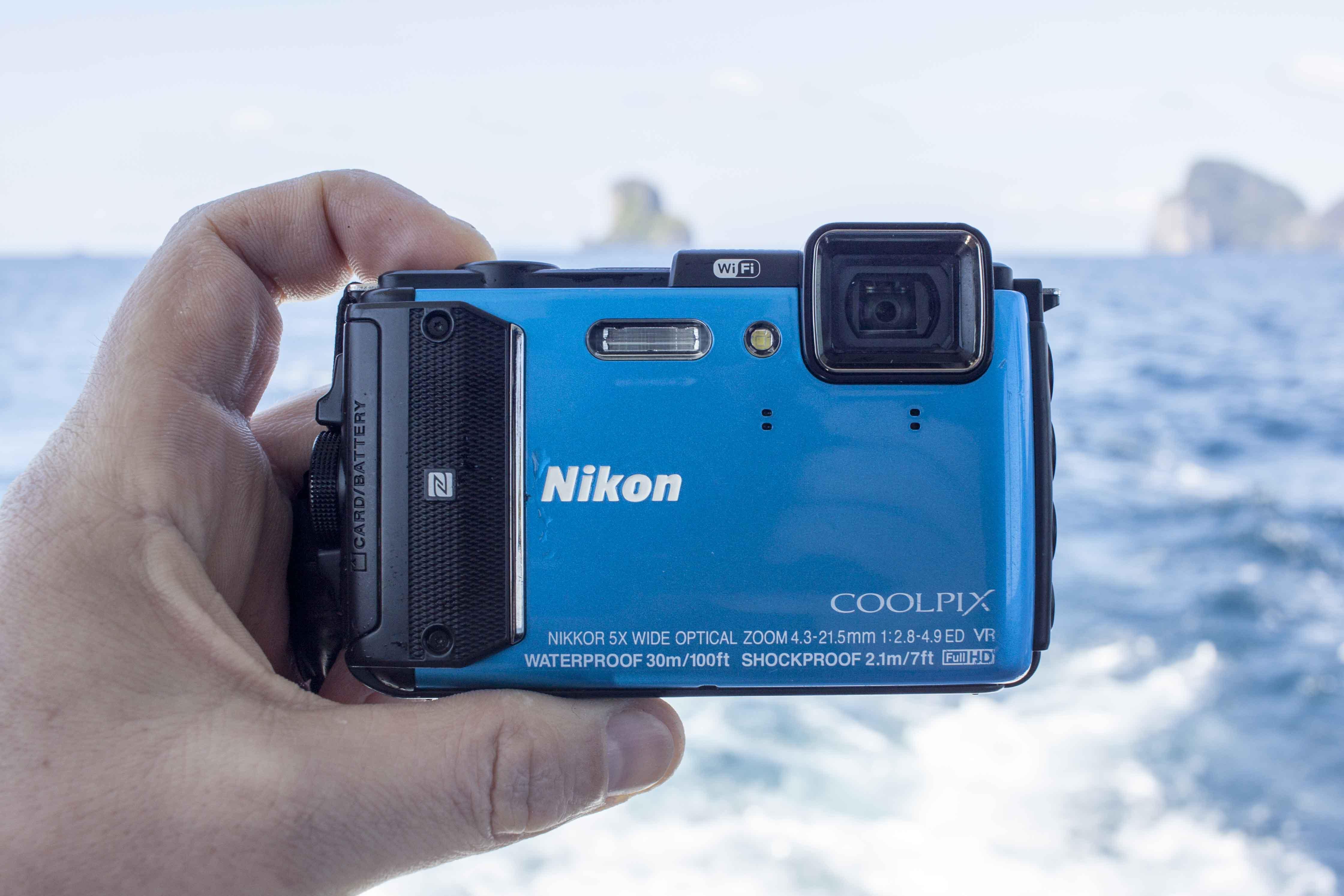 Nikon Coolpix AW130 – Testbericht