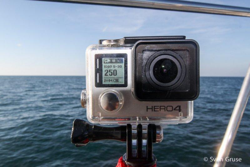 GoPro Hero 4 Testbericht
